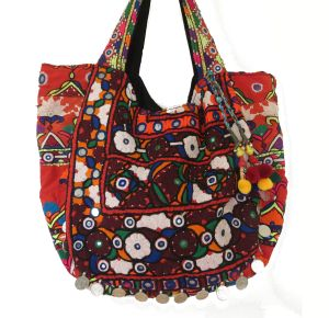 Banjara Bag with Coins and Tassles