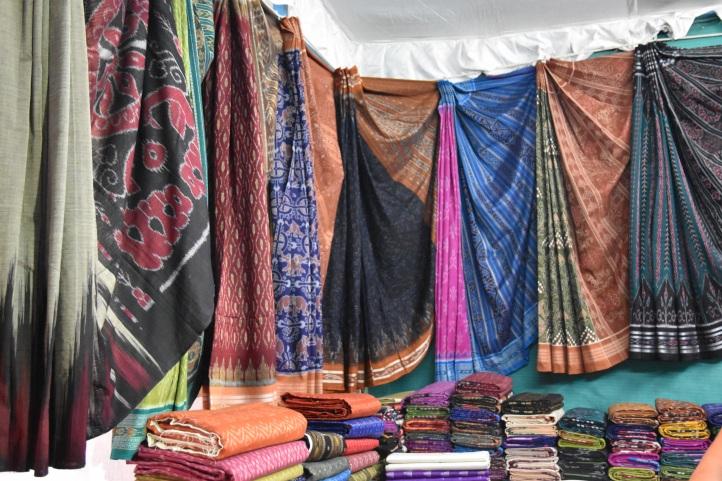 Handloom Ikat Sarees from Orissa