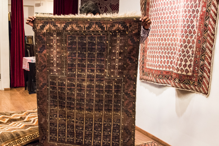 A carpet used for Prayers
